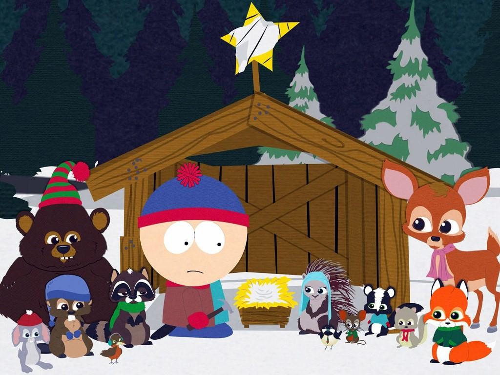 Cartoons Wallpaper: South Park - Christmas