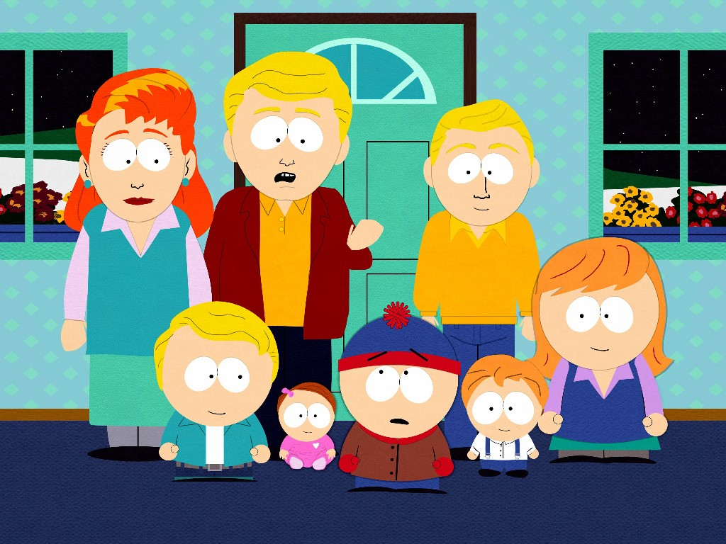 Cartoons Wallpaper: South Park