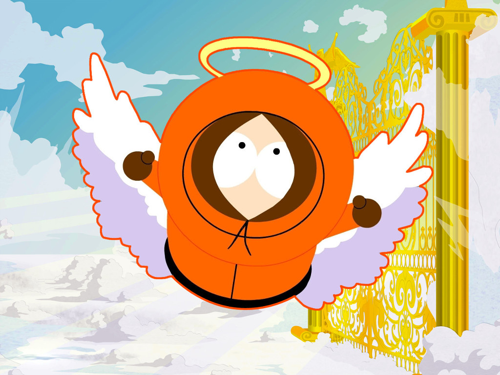 Cartoons Wallpaper: South Park - Kenny Angel