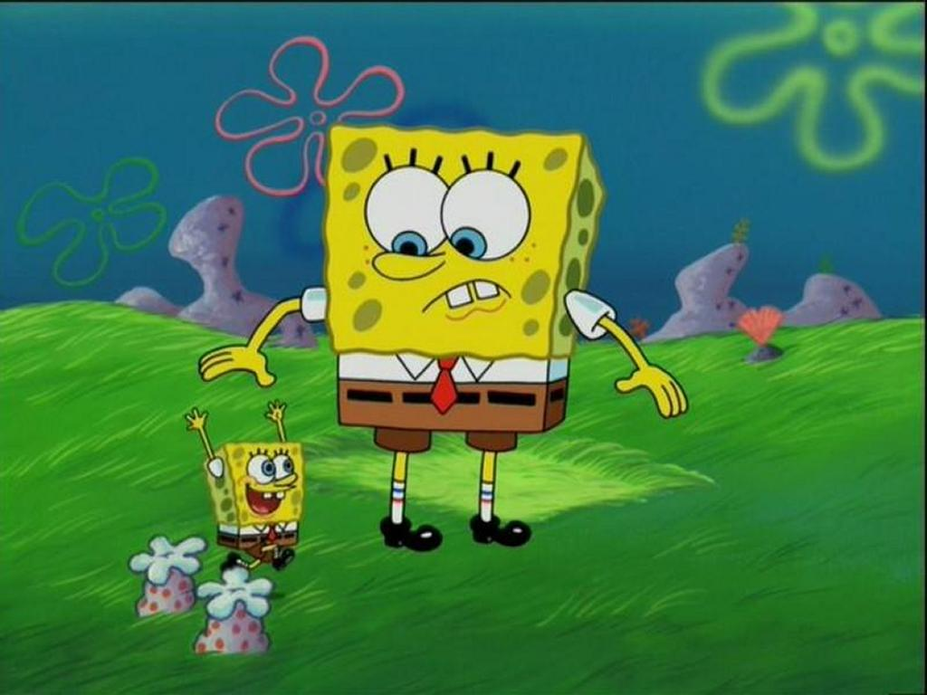 Cartoons Wallpaper: Spongebob Square Pants