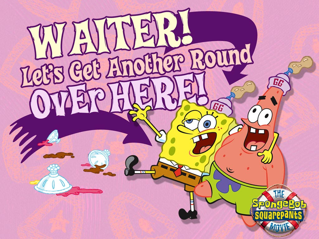 Cartoons Wallpaper: Spongebob Squarepants