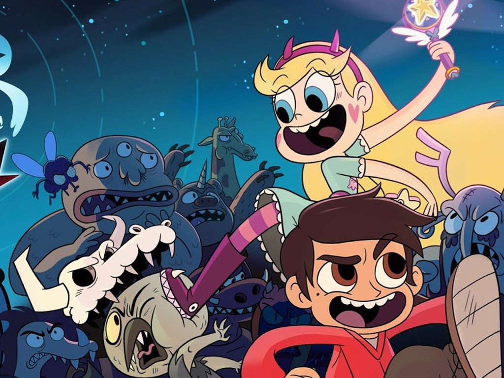 Cartoons Wallpaper: Star vs the Forces of Evil