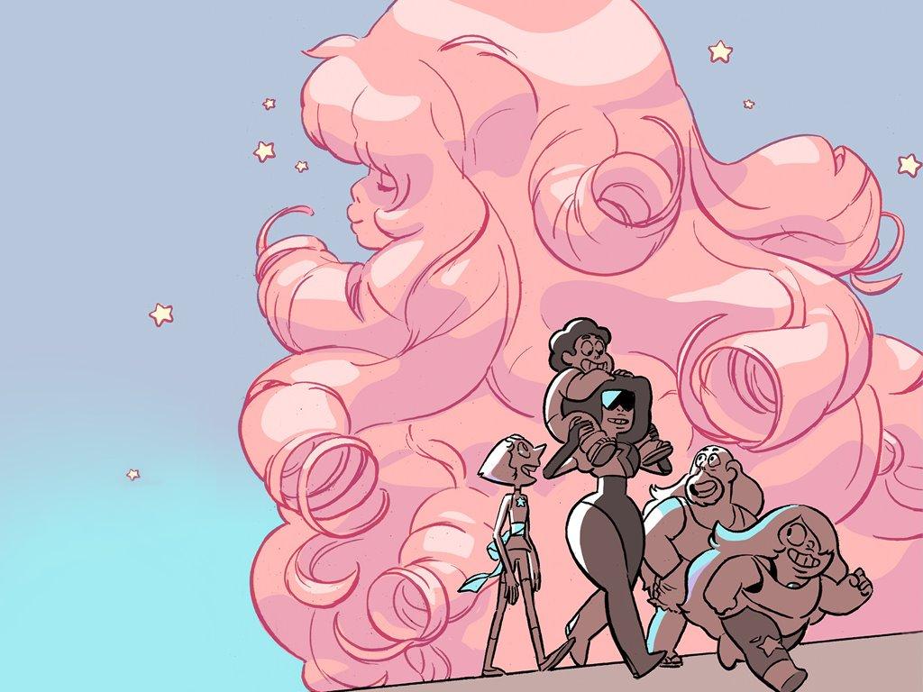 Cartoons Wallpaper: Steven Universe
