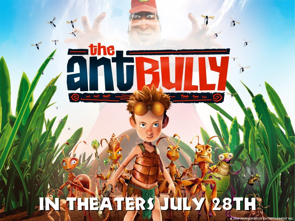 Cartoons Wallpaper: The Ant Bully