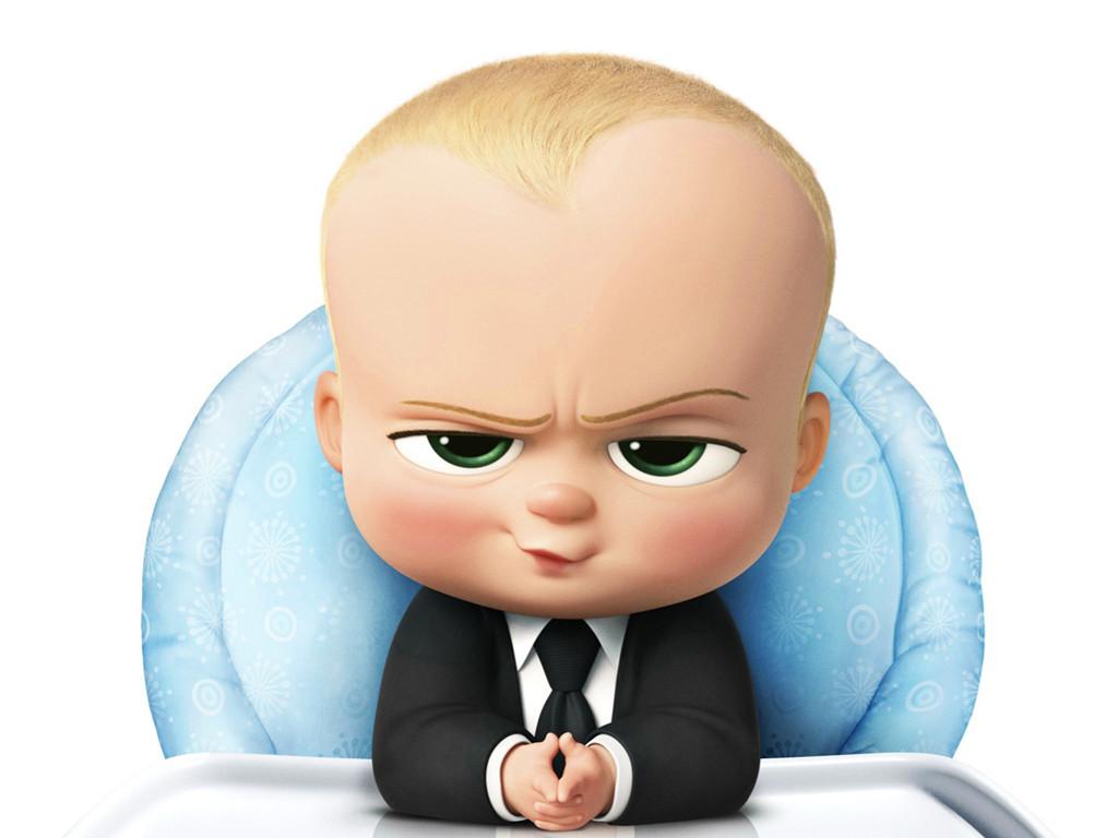 Cartoons Wallpaper: The Baby Boss