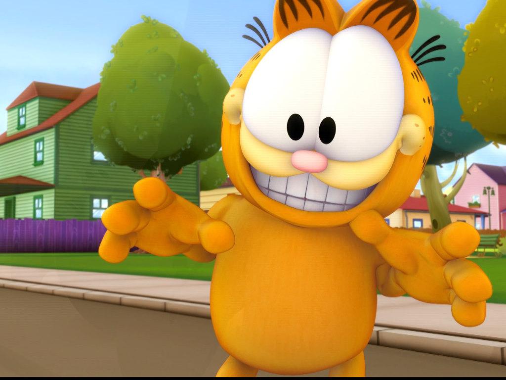 Cartoons Wallpaper: The Garfield Show
