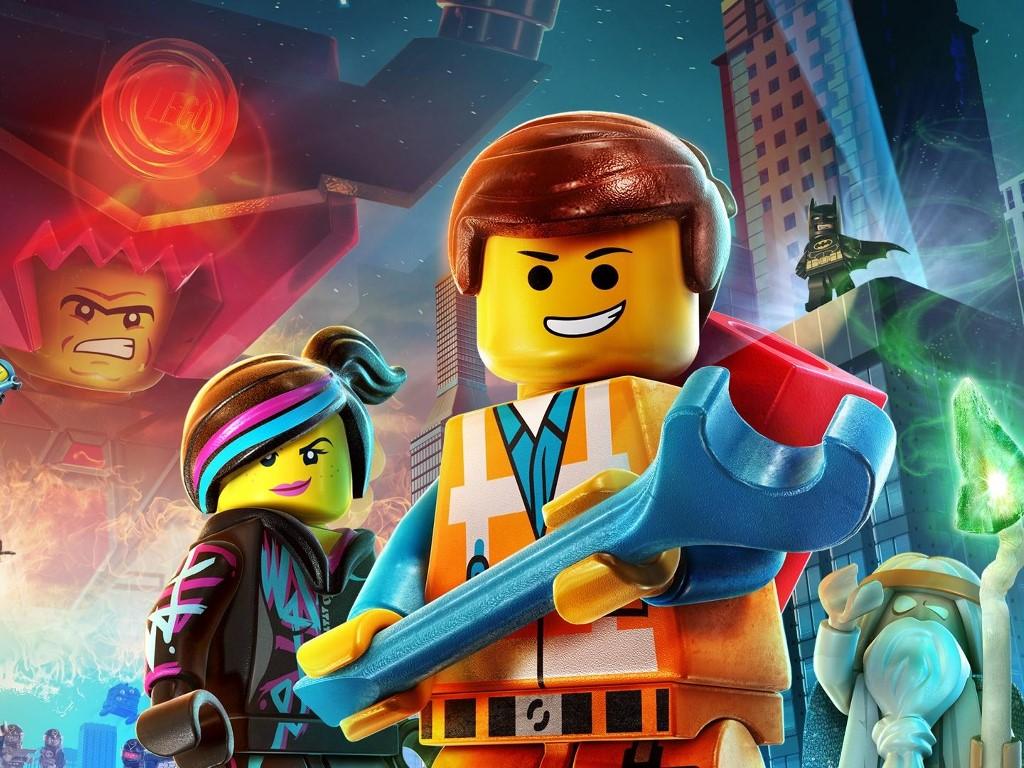 Cartoons Wallpaper: The Lego Movie