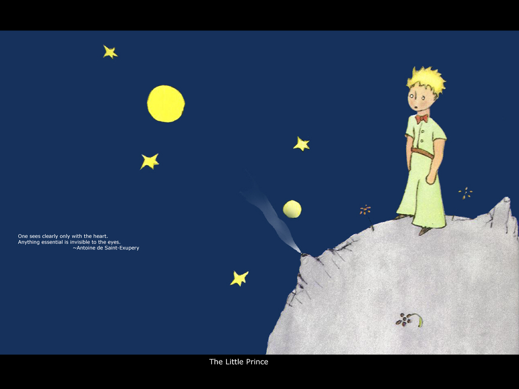 Cartoons Wallpaper: The Little Prince