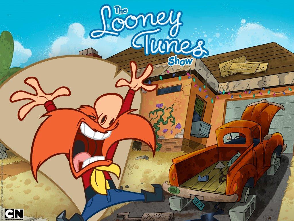 Cartoons Wallpaper: The Looney Tunes Show