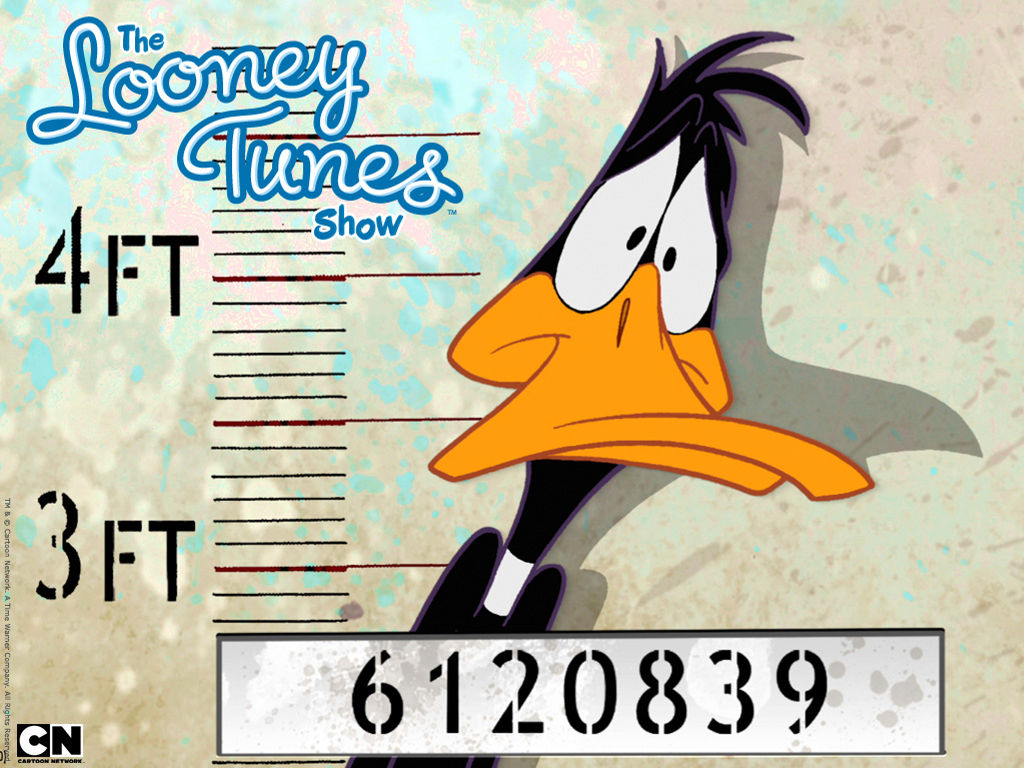 Cartoons Wallpaper: The Looney Tunes Show - Daffy