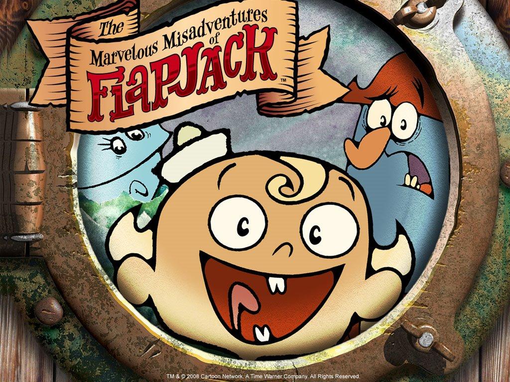 Cartoons Wallpaper: The Marvelous Misadventures of Flapjack