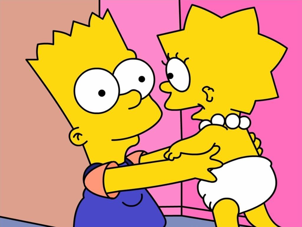 Cartoons Wallpaper: The Simpsons