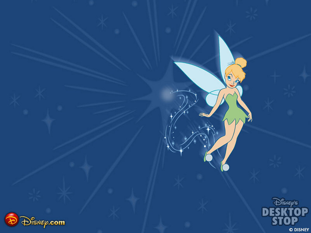 Cartoons Wallpaper: Tinkerbell