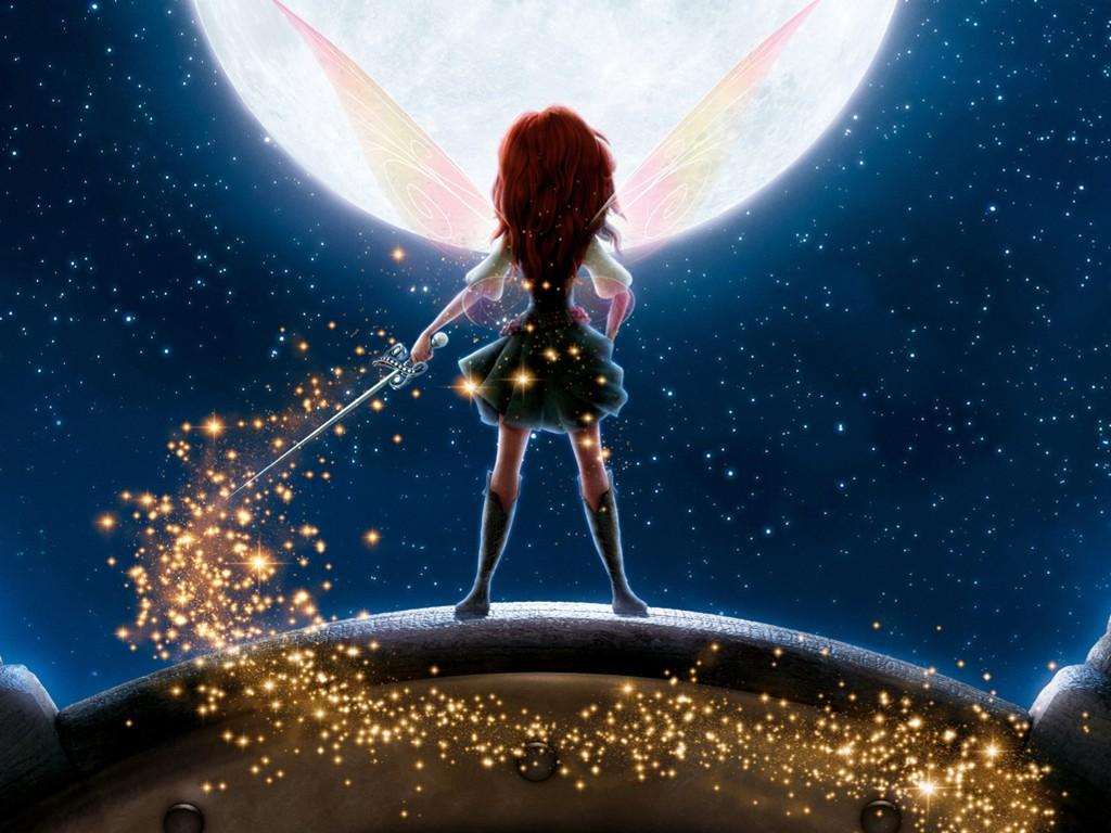 Cartoons Wallpaper: Tinker Bell - The Pirate Fairy