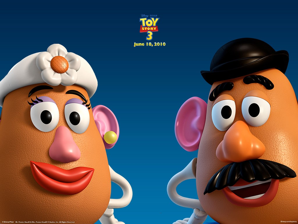 Cartoons Wallpaper: Toy Story 3