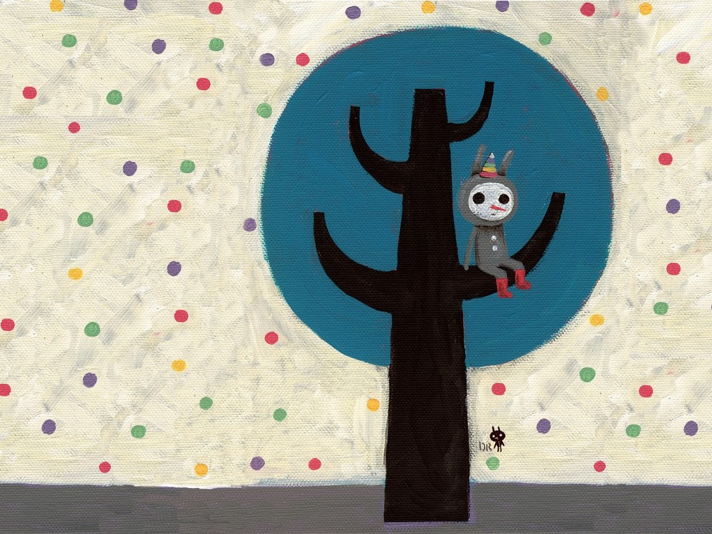 Cartoons Wallpaper: Tree