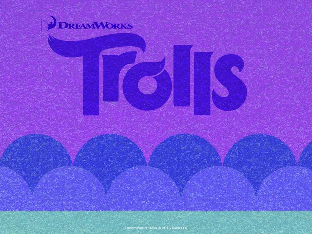Cartoons Wallpaper: Trolls