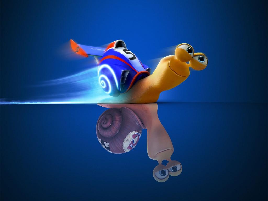 Cartoons Wallpaper: Turbo