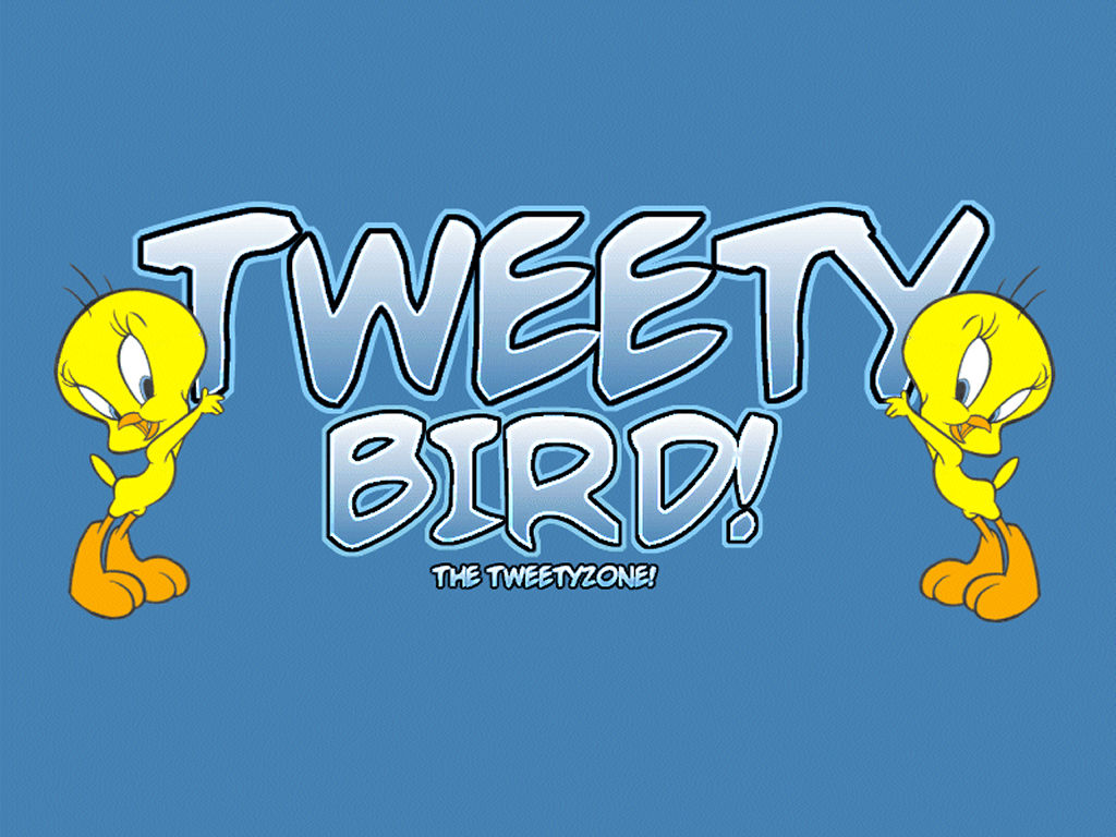 Cartoons Wallpaper: Tweety Bird