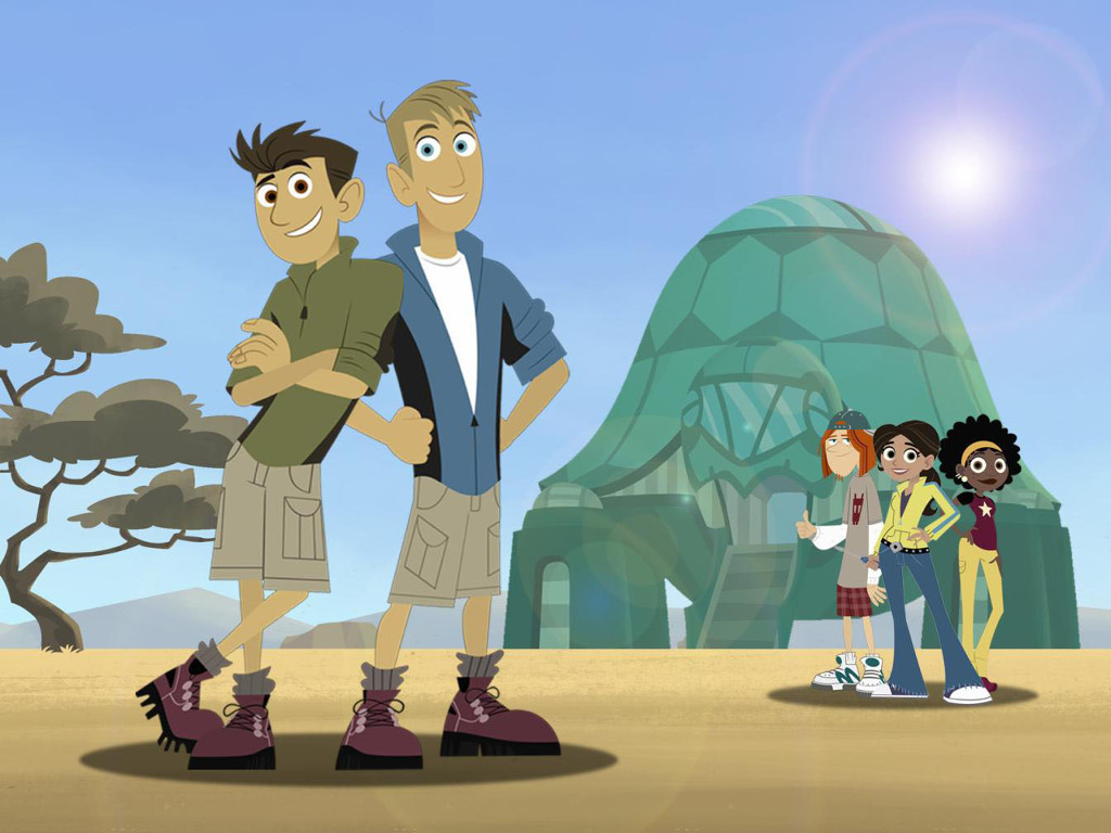Cartoons Wallpaper: Wild Kratts