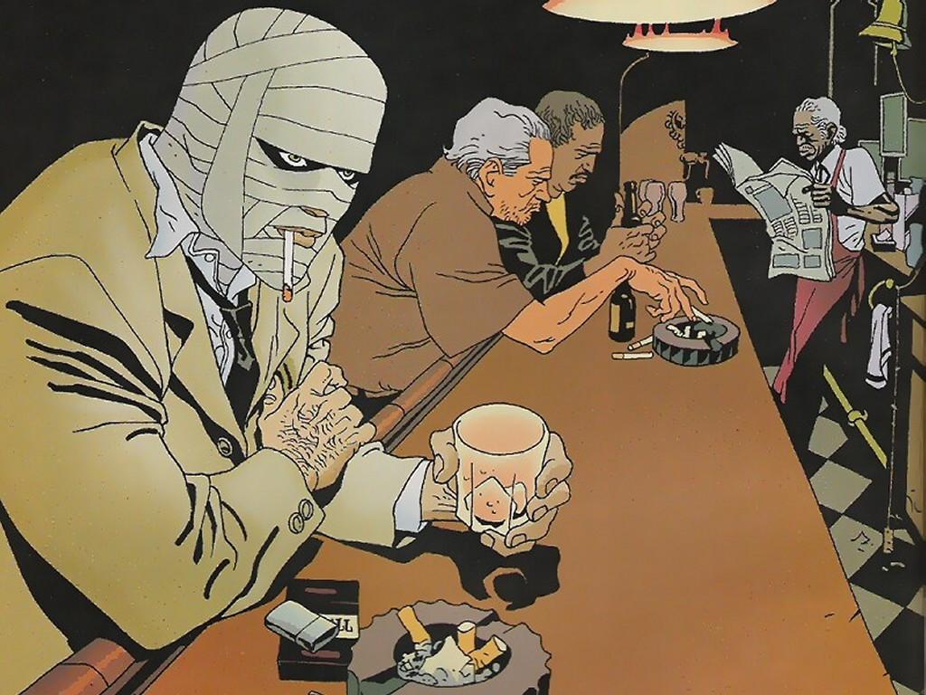 Comics Wallpaper: 100 Bullets - Milo