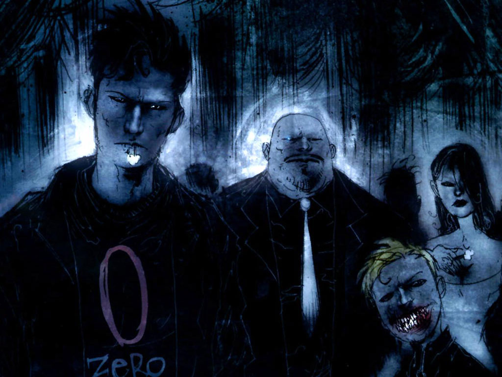 Comics Wallpaper: 30 Days of Night