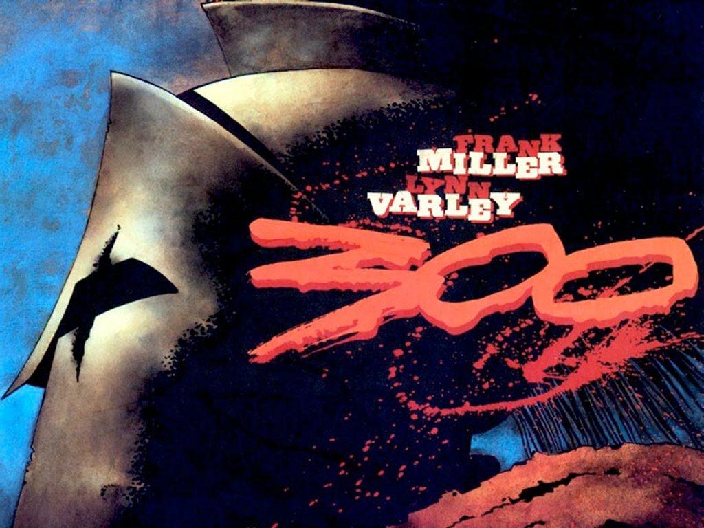 Comics Wallpaper: 300