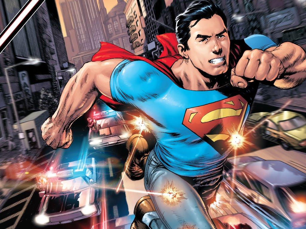 Comics Wallpaper: Actions Comics #1