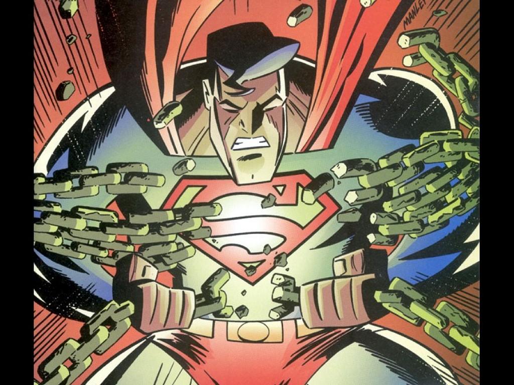 Comics Wallpaper: Adventures of Superman