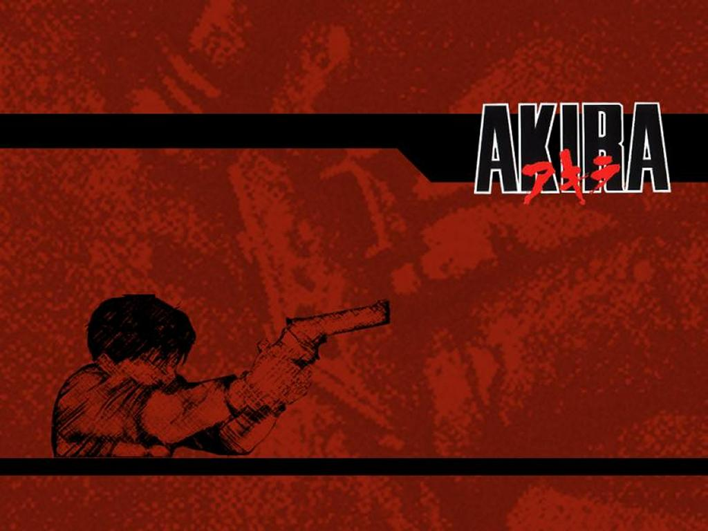 Comics Wallpaper: Akira - Shoot to Kill