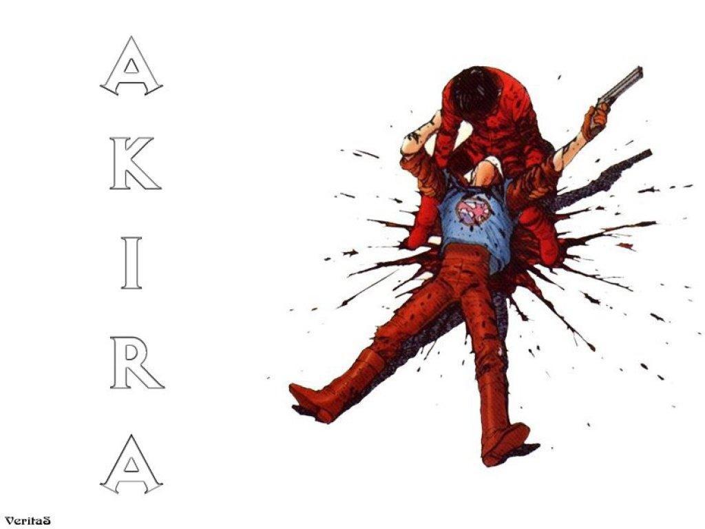 Comics Wallpaper: Akira - Yamagata is Dead