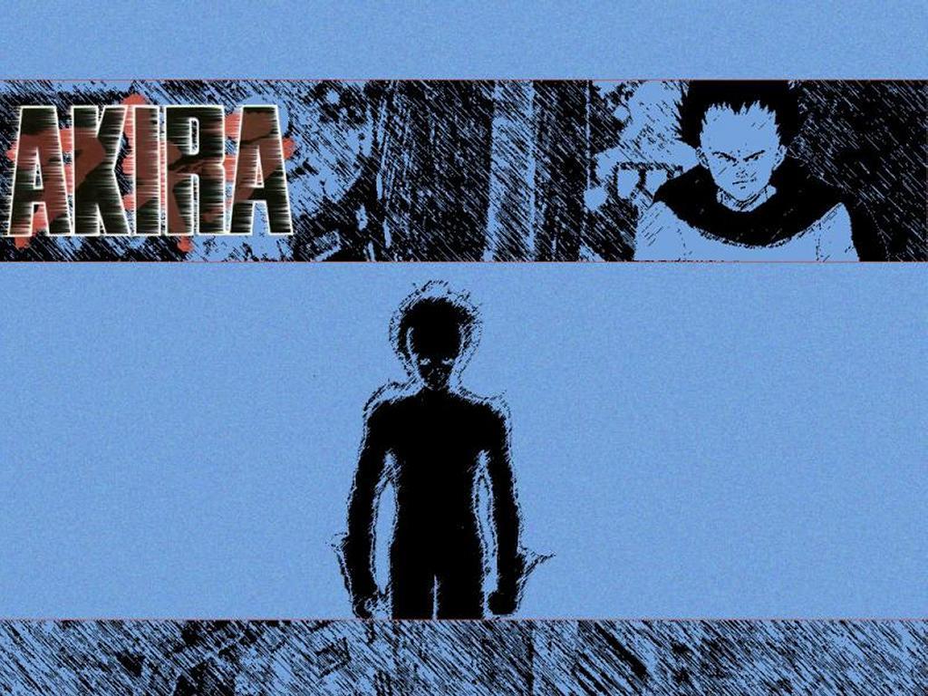 Comics Wallpaper: Akira - Tetsuo is Coming