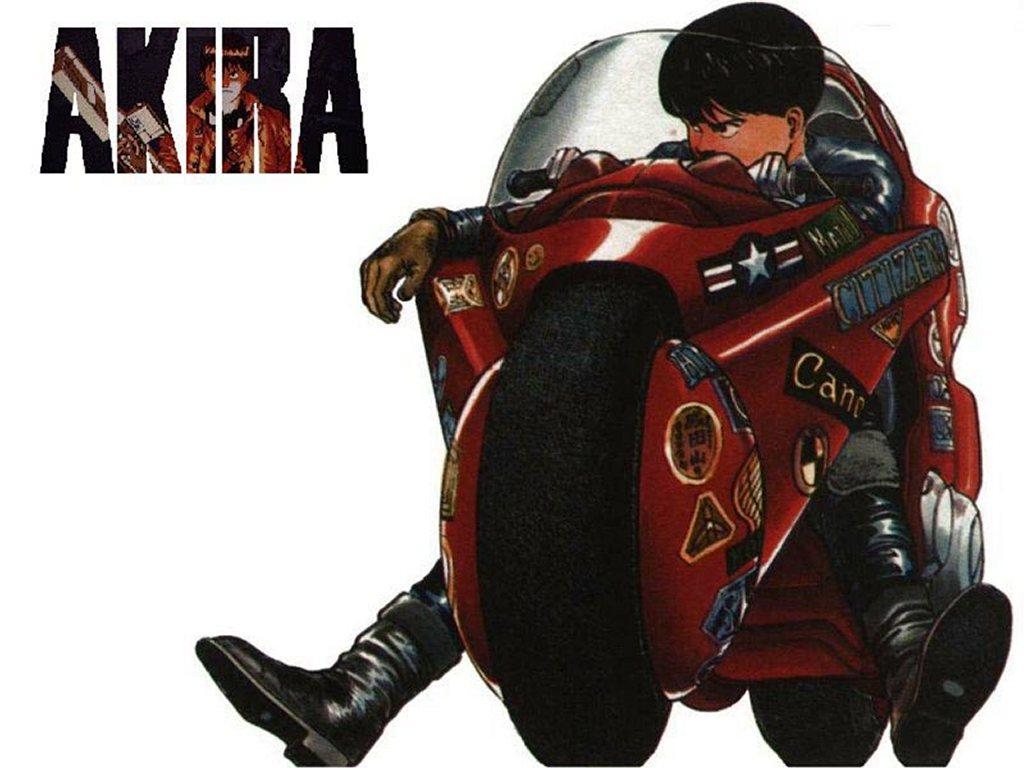 Comics Wallpaper: Akira