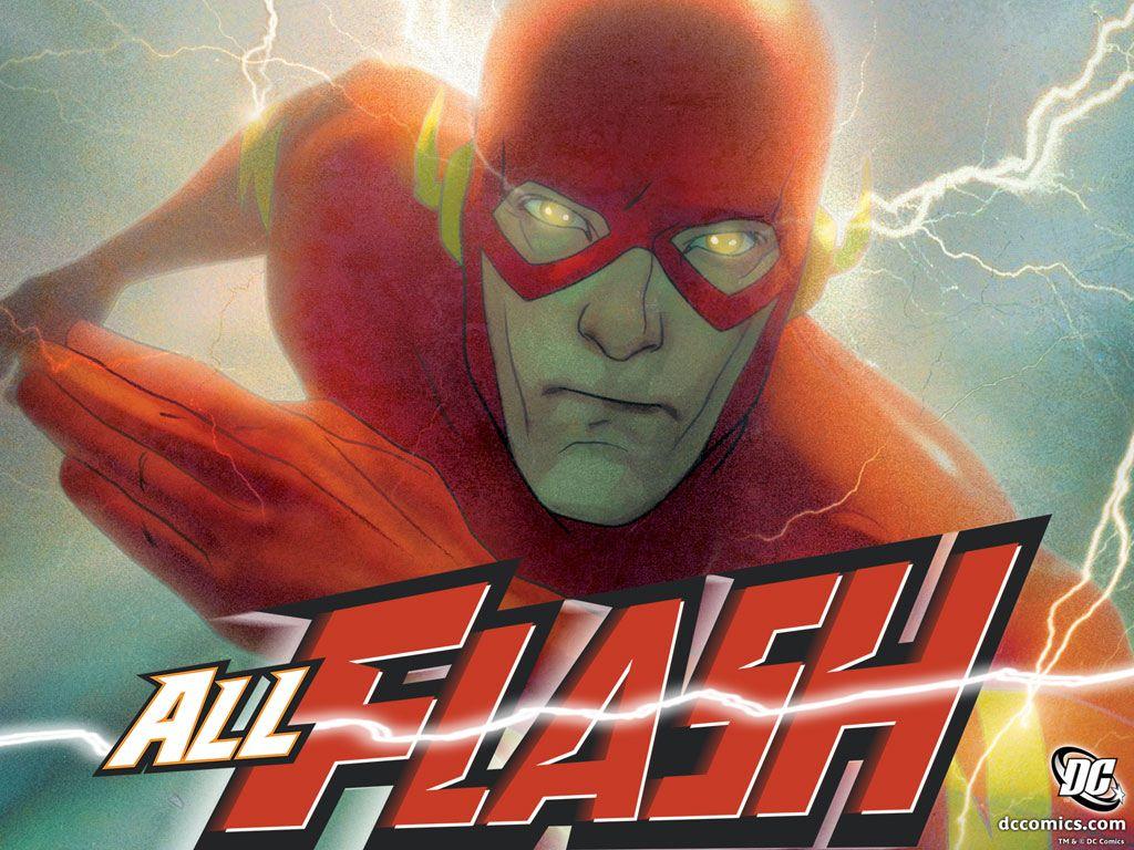 Comics Wallpaper: All Flash