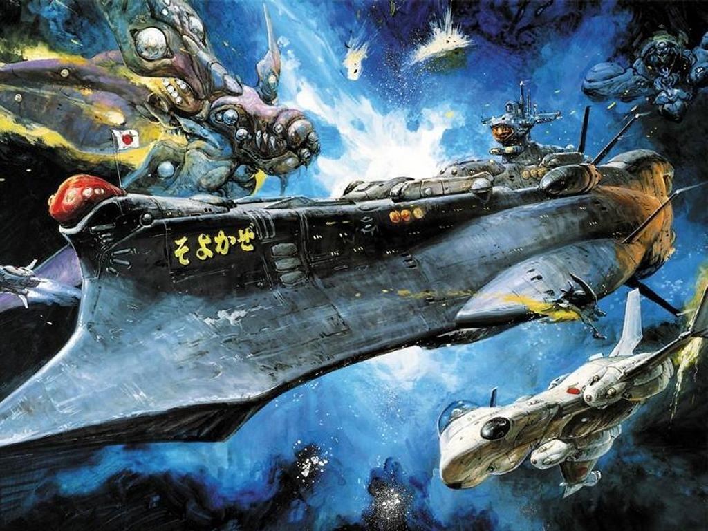 Comics Wallpaper: All Star Blazers - Yamato