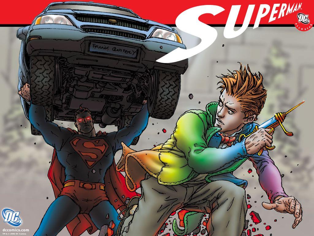 Comics Wallpaper: All-Star Superman