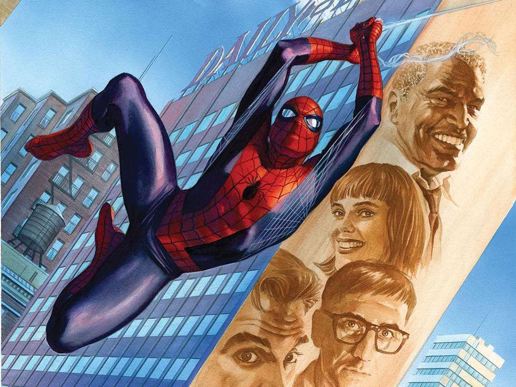 Comics Wallpaper: Spider-Man