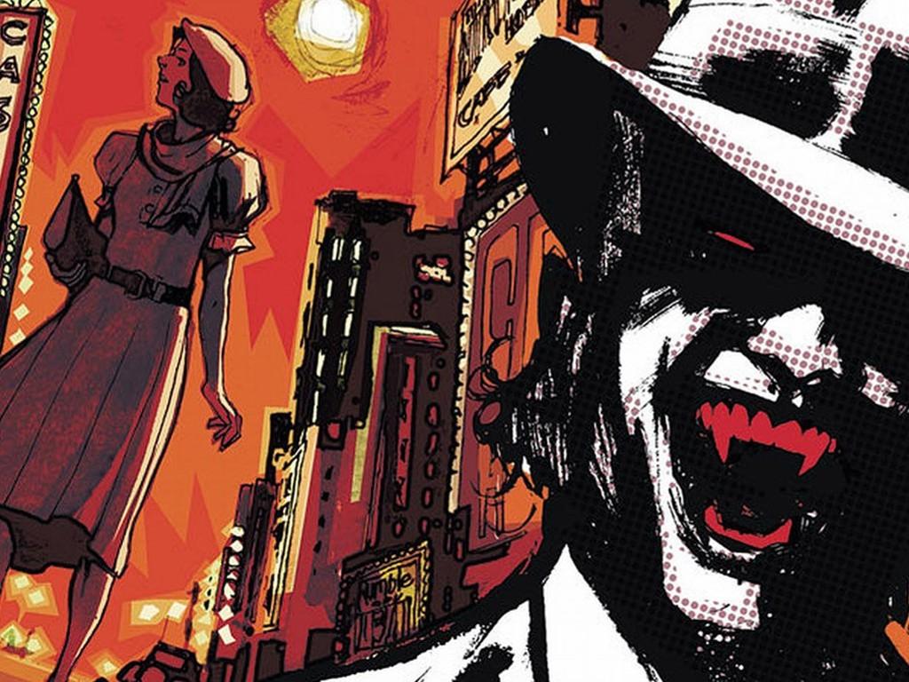 Comics Wallpaper: American Vampire