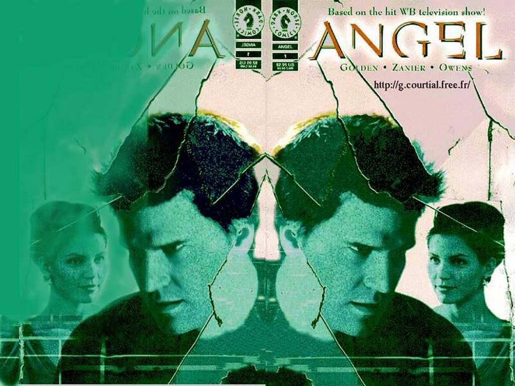 Comics Wallpaper: Angel