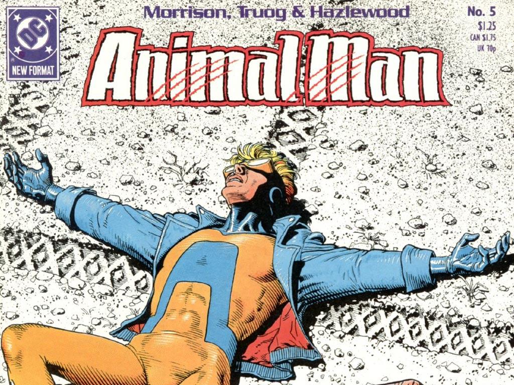 Comics Wallpaper: Animal Man