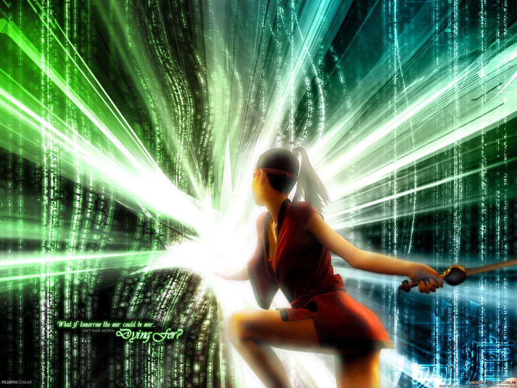 Comics Wallpaper: Animatrix