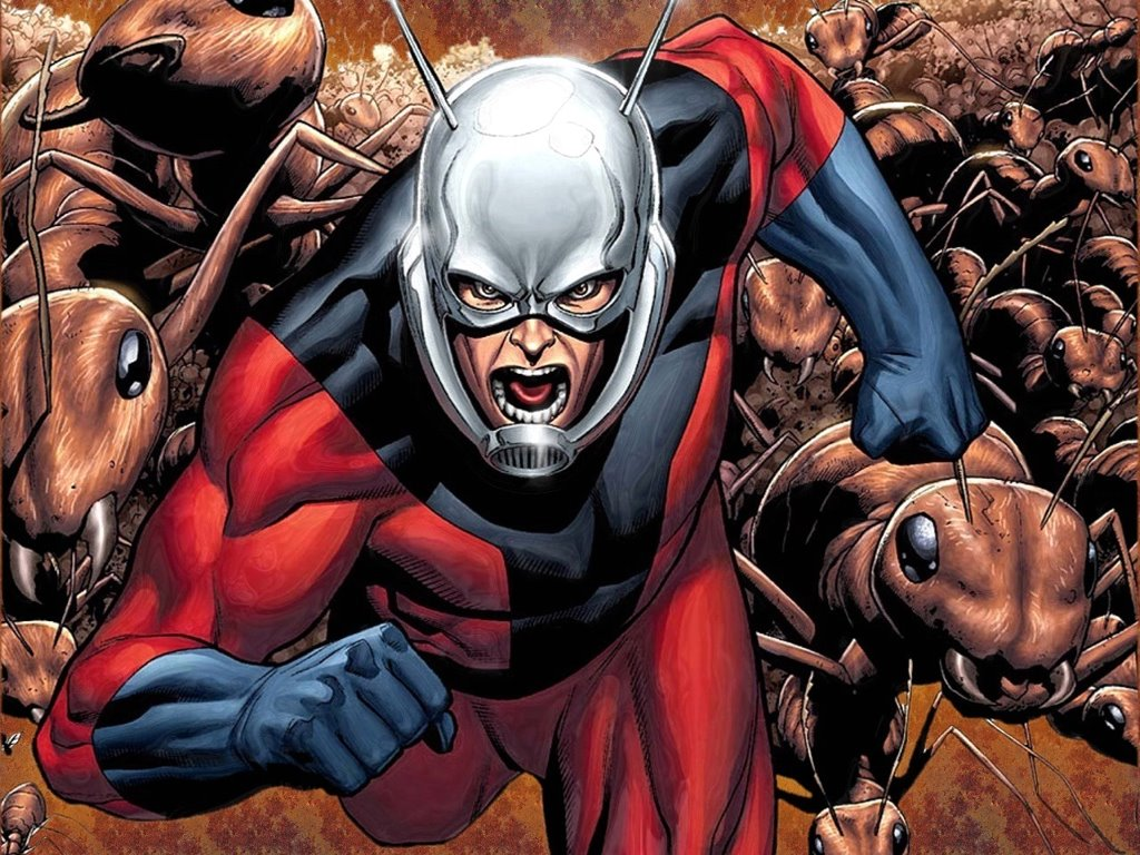Comics Wallpaper: Ant-Man