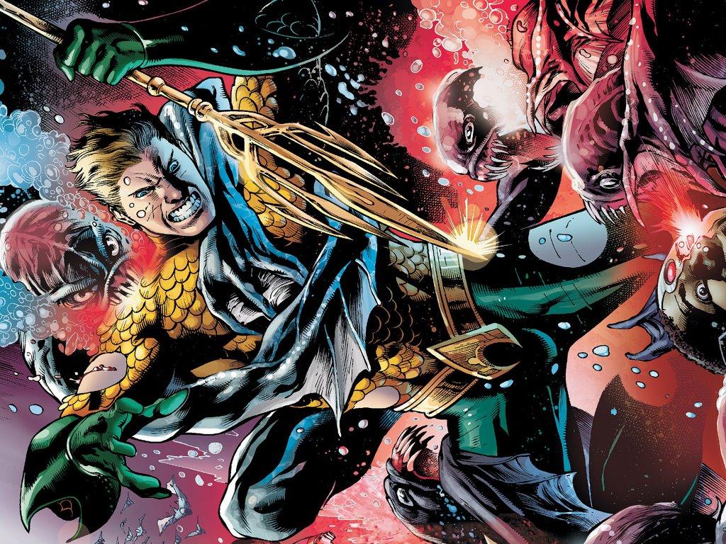 Comics Wallpaper: Aquaman