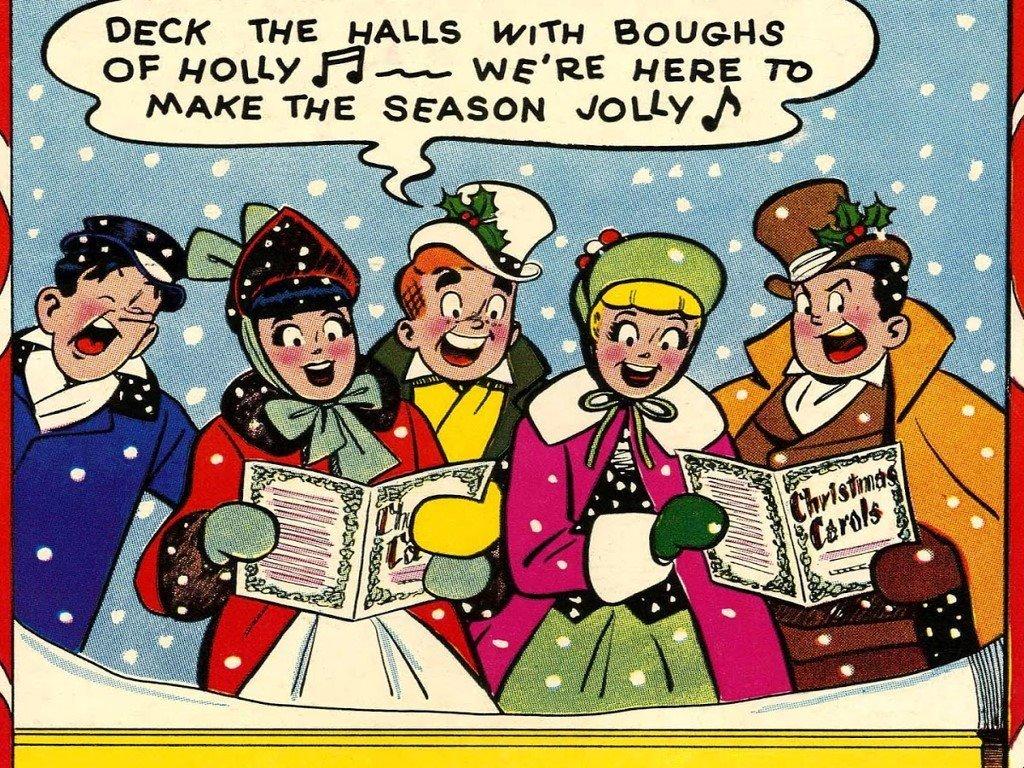Comics Wallpaper: Archie - Christmas