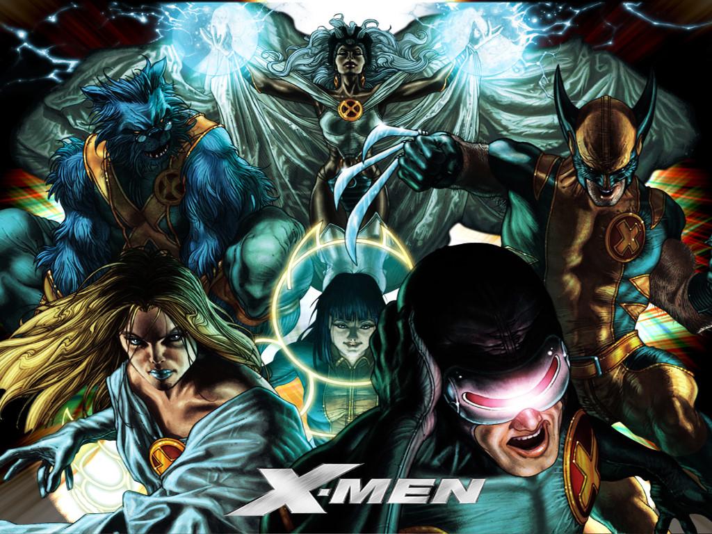 Comics Wallpaper: Astonishing X-Men