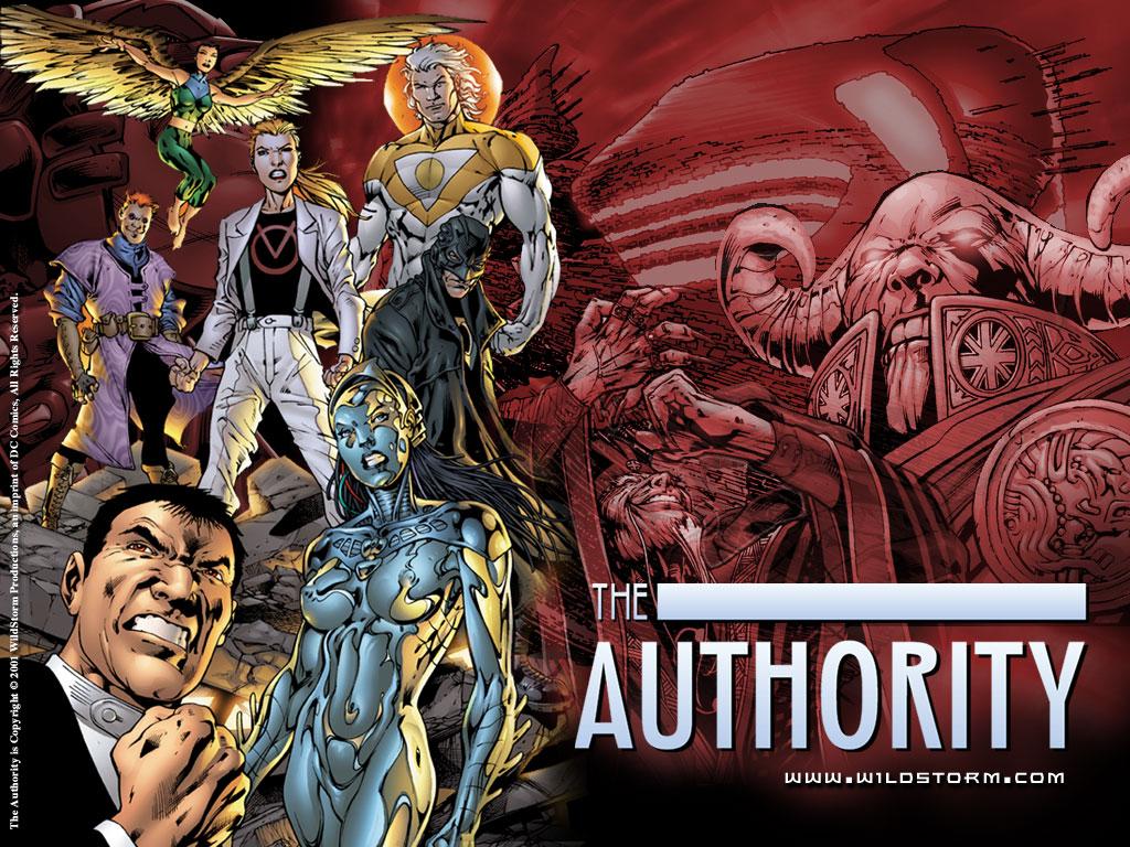 Comics Wallpaper: The Authority