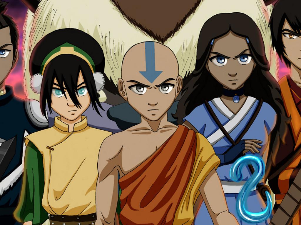 Comics Wallpaper: Avatar - the Last Airbender