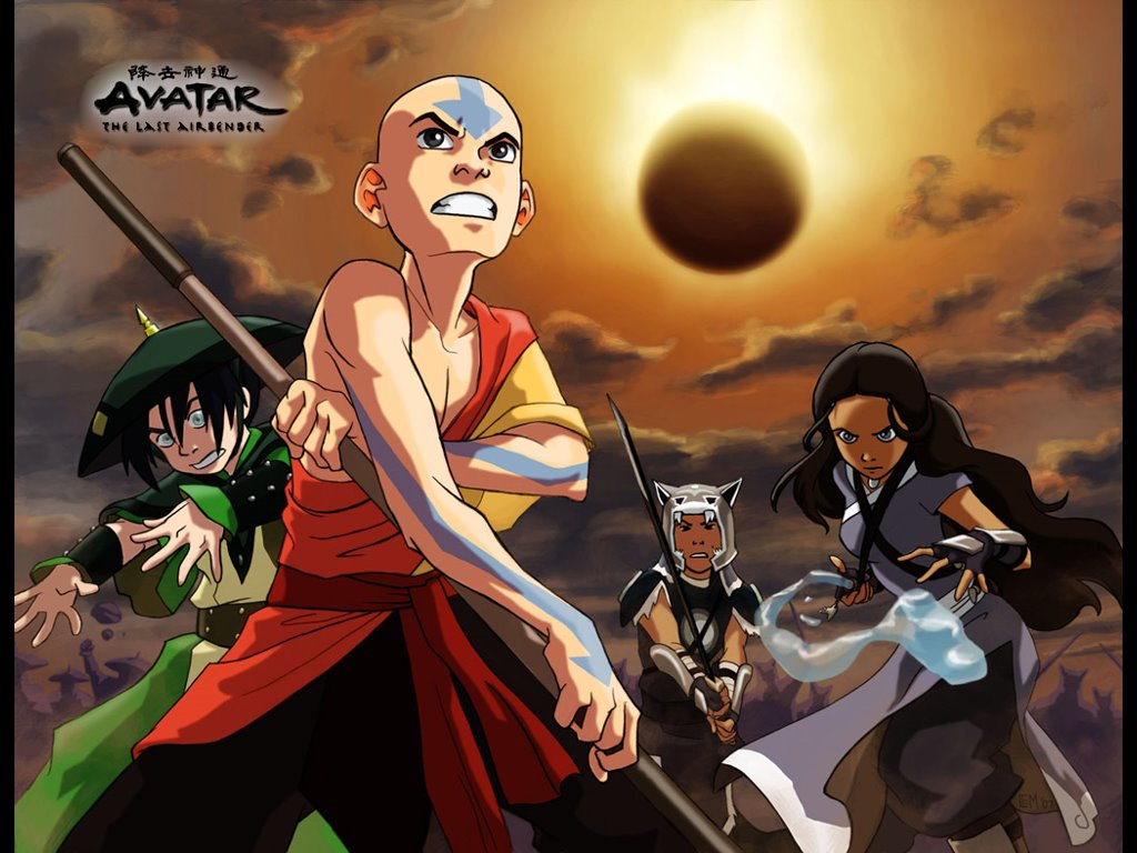 Comics Wallpaper: Avatar - The Last Airbender