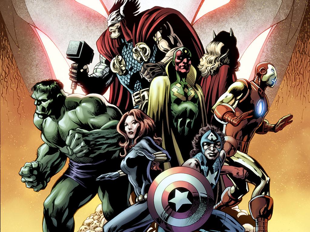 Comics Wallpaper: Avengers - Ultron Forever