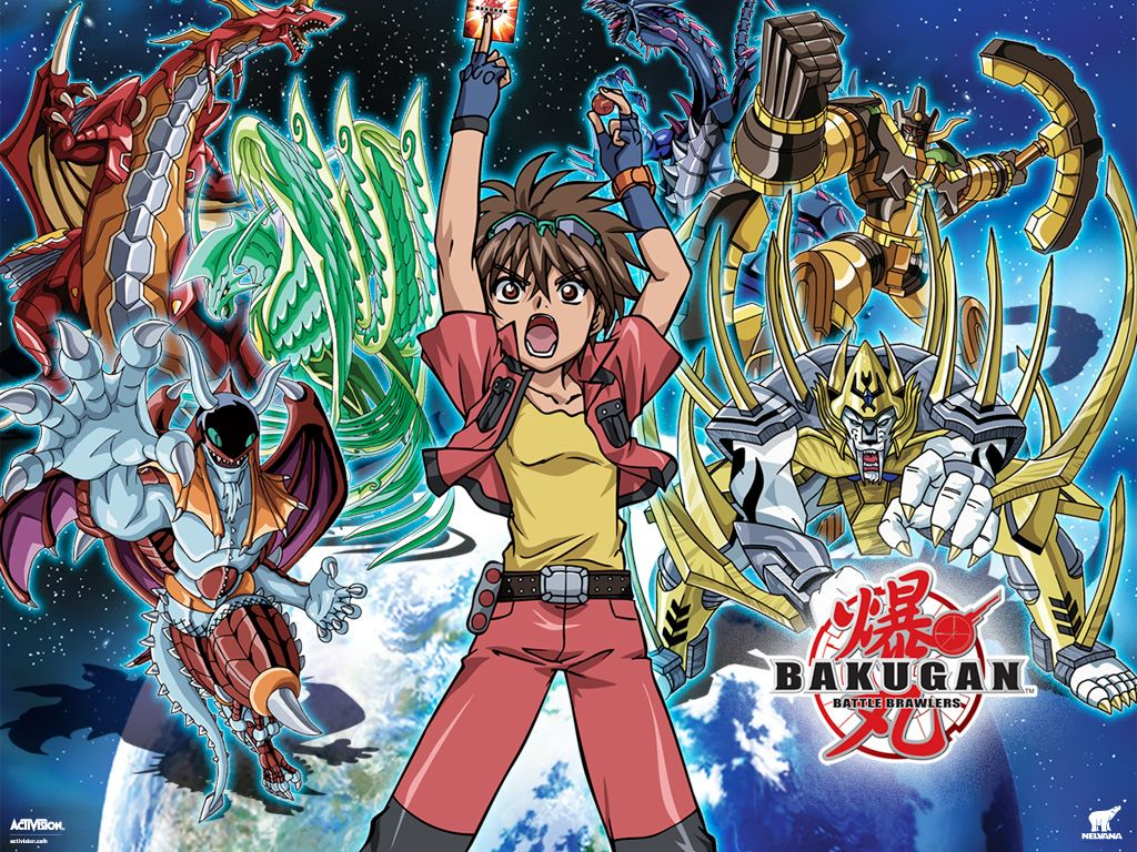 Comics Wallpaper: Bakugan